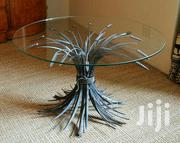 Creative Centre Table Of Metal And Glass | Furniture for sale in Central Region, Kampala