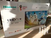 50 Inches Led Hisense Smart 4k Flat Screen | TV & DVD Equipment for sale in Central Region, Kampala