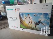 50inches Hisense Uhd Tv 4K | TV & DVD Equipment for sale in Central Region, Kampala