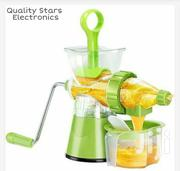 Home Manual Multi Functional Fruit And Vegetable Juicer | Kitchen Appliances for sale in Central Region, Kampala