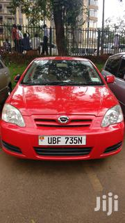 Toyota Allex 2002 Red | Cars for sale in Central Region, Kampala