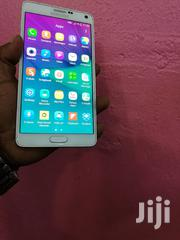 Samsung Galaxy Note 4 32 GB White   Mobile Phones for sale in Central Region, Kampala