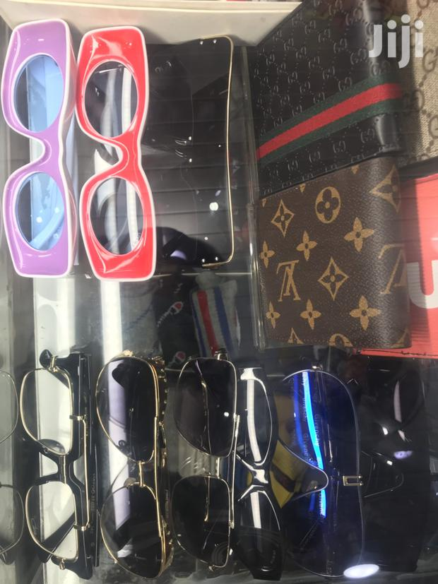 Archive: Glasses and Wallets