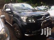 Toyota Hilux 2008 3.0 D-4D Double Cab Black | Cars for sale in Central Region, Kampala
