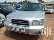 New Subaru Forester 2002 Automatic Silver | Cars for sale in Central Region, Kampala