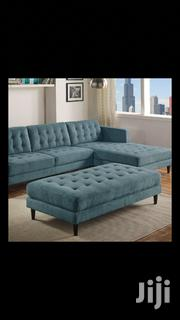 Mordern Buttoned Sofas | Furniture for sale in Central Region, Kampala