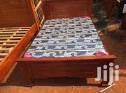 Bed 5 by 6   Furniture for sale in Central Region, Kampala