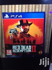 Red Dead Redemption Two For PS4 | Video Games for sale in Central Region, Kampala