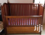 Baby Cot With Matress | Children's Furniture for sale in Central Region, Kampala
