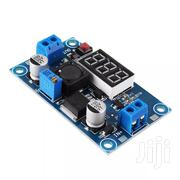 LM2596 DC-DC Voltage Regulator Adjustable Step Dow Module With Display | Electrical Tools for sale in Central Region, Kampala