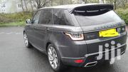 Land Rover Range Rover Sport 2018 Autobiography Gray   Cars for sale in Central Region, Kampala