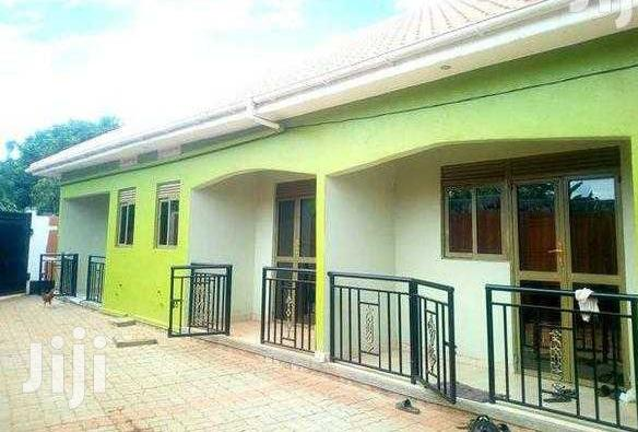 Archive: Kyanja Executive Double Semi Detached House for Rent.