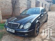 Mercedes-Benz E240 2005 Black | Cars for sale in Central Region, Mukono