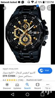 Edifice Casio Wr100 for Quick Sale at Ugx 300000 | Watches for sale in Central Region, Kampala