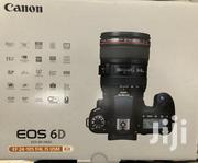 Canon EOS 6D 20.2MP Digital SLR Camera (24-105mm IS Kit Lens) | Cameras, Video Cameras & Accessories for sale in Central Region, Kampala