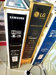 Brand New Samsung 55inch Qled Suhd Tvs | TV & DVD Equipment for sale in Central Region, Kampala