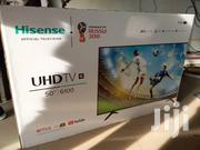 50 Inches UHD4K Hisense. Smart Digital Flat Screen | TV & DVD Equipment for sale in Central Region, Kampala