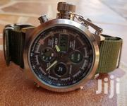 Army Watch With Chronograph. | Watches for sale in Central Region, Kampala