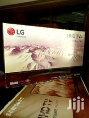 Brand New Lg 43inch Smart Uhd 4k Webos Tvs | TV & DVD Equipment for sale in Central Region, Kampala