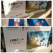 Brand Hisense 50/Inches UHD 4k | TV & DVD Equipment for sale in Central Region, Kampala