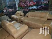 Leather Sofa   Furniture for sale in Central Region, Kampala