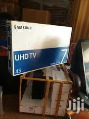 Brand New Samsung 43inch Smart Uhd 4k Tvs | TV & DVD Equipment for sale in Central Region, Kampala