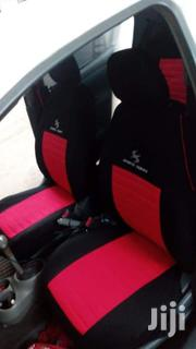 Cloth Red & Black Seatcovers | Vehicle Parts & Accessories for sale in Central Region, Kampala