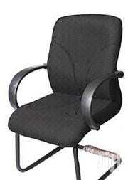Cantilever Chair With Armrest Black | Furniture for sale in Central Region, Kampala