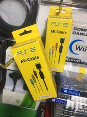 Brand New AV Cable For Ps2 And Ps3 | TV & DVD Equipment for sale in Central Region, Kampala