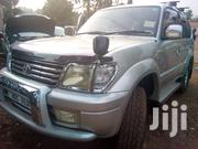 Toyota Land Cruiser Prado 2002 Gray | Cars for sale in Central Region, Kampala