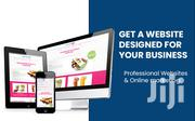 Get A Website Designed For Your Business Today | Computer & IT Services for sale in Central Region, Kampala