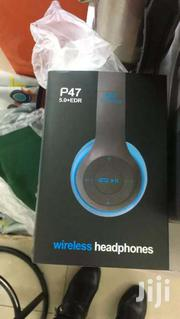 P47 Wireless Bluetooth Bass Headsets | Clothing Accessories for sale in Central Region, Kampala