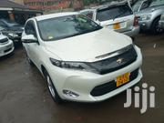 New Toyota Harrier 2014 White | Cars for sale in Central Region, Kampala
