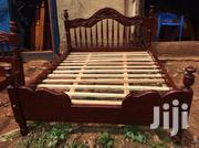 Bed 5 by 6 Spindo   Furniture for sale in Central Region, Kampala