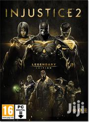 Injustice: 2 Legendary Edition (PC) | Video Games for sale in Central Region, Kampala