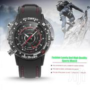 Spy Watch With Inbuilt 8gb Memory | Watches for sale in Central Region, Kampala