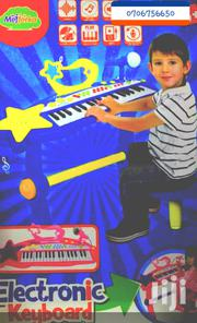Kids Piano With A Stool/ Baby Piano | Toys for sale in Central Region, Kampala
