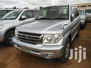 New Mitsubishi Pajero IO 2005 Silver | Cars for sale in Central Region, Kampala