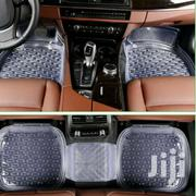 BLACK Transparent Universal PVC Car Mats Floor Mat Full Set | Vehicle Parts & Accessories for sale in Central Region, Kampala