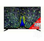 Hokoa HU42M2E4 Flat Screen 42inch - Black | TV & DVD Equipment for sale in Central Region, Kampala