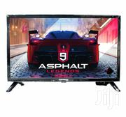 "Sayona 24"" LED TV - Black 