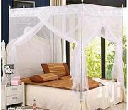 4*6 Flat Mosquito Net With 4 Metallic Stands - White | Home Accessories for sale in Central Region, Kampala