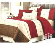 6*6 Bed Duvet With One Bed Sheet & Two Pillowcases - Maroon,Brown | Home Accessories for sale in Central Region, Kampala