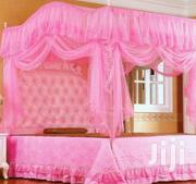 6*6 Top Curved Mosquito Net - Pink.   Home Accessories for sale in Central Region, Kampala