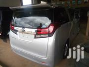 New Toyota Alphard 2017 Silver   Cars for sale in Central Region, Kampala