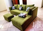 L Sofa And Ottoman | Furniture for sale in Central Region, Kampala