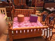 Garmany Bed 5by6 | Furniture for sale in Central Region, Kampala