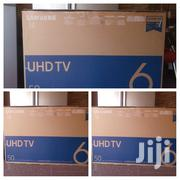 "50"" Uhd Samsung Smart TV 