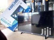 32 Inch Bruhm Brand New Flat Screen TV | TV & DVD Equipment for sale in Central Region, Kampala