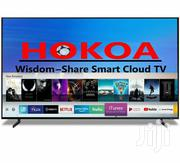 Hokoa Android Smart Flat Screen LAN & Wifi - 60inch Black | TV & DVD Equipment for sale in Central Region, Kampala